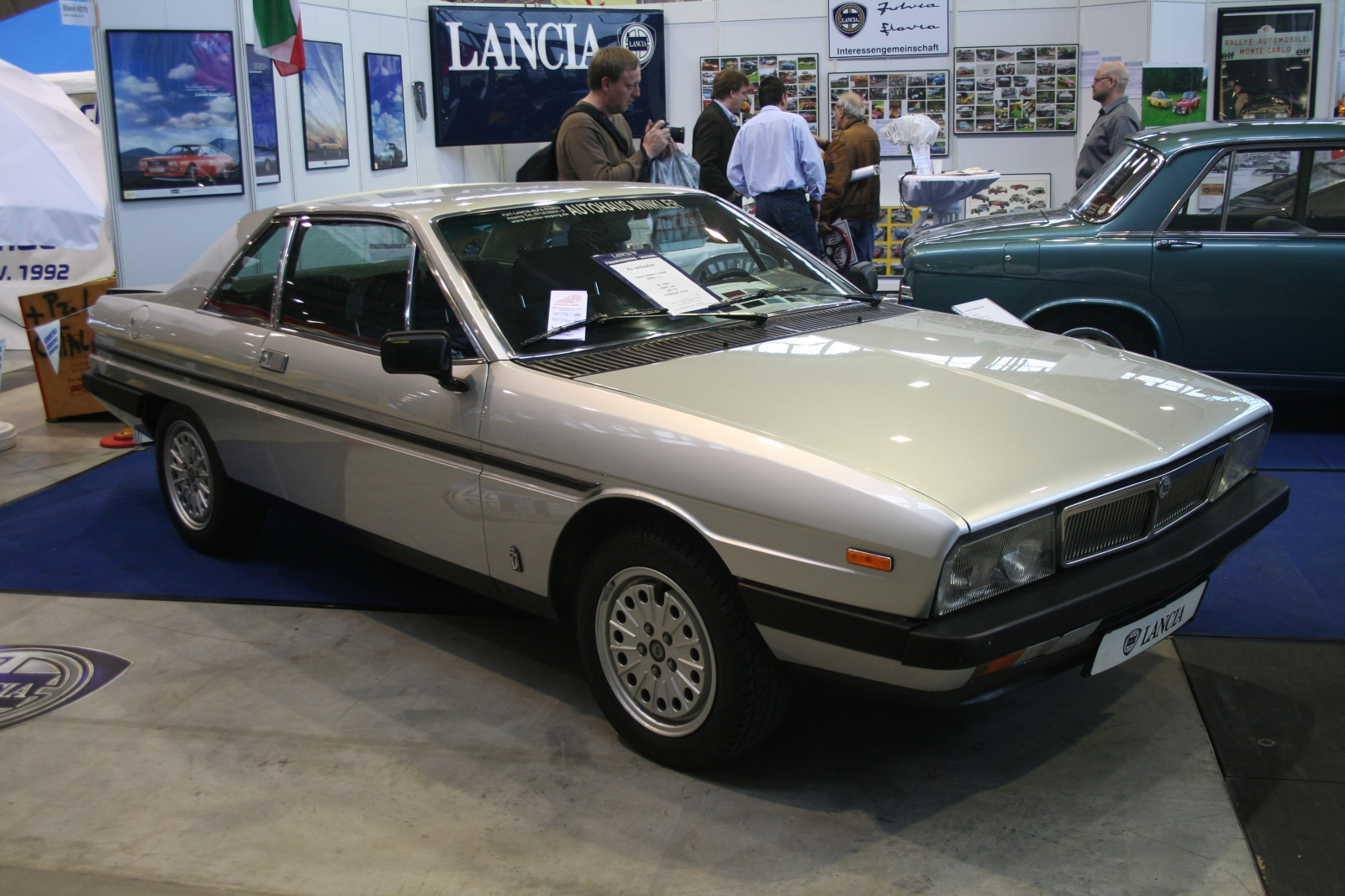 Image [ 28 of 50 ] - 1976 Lancia Gamma Ie Berlina Related Infomation ...